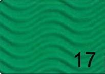 Rundlaterne aus 3D-Welle, 22 cm rund, 5 Stück in einer Farbe