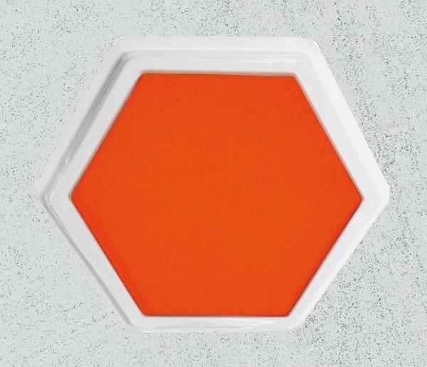 Riesenstempelkissen, Durchmesser 20 cm, Preis pro Stück