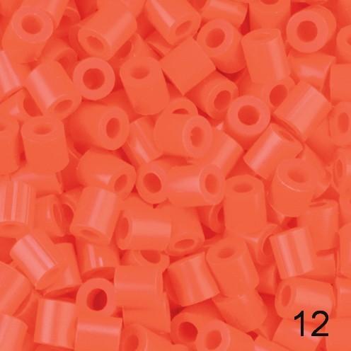 Bügelperlen 5 x 5 mm, 1.100 Stück im Kunststoffbeutel