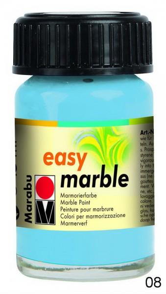 Marmorierfarbe Easy Marble von Marabu 15 ml, Preis pro Flasche