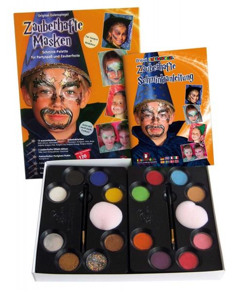 Zauberhafte Masken Schmink-Palette