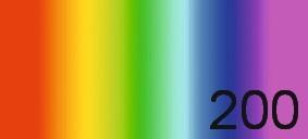 Fotokarton von Folia, Format 50 x 70 cm, 59 verschiedene Farben, Preis pro 10er-Pack