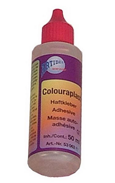 Haftkleber für Schmelzgranulat Colouraplast, 50 ml