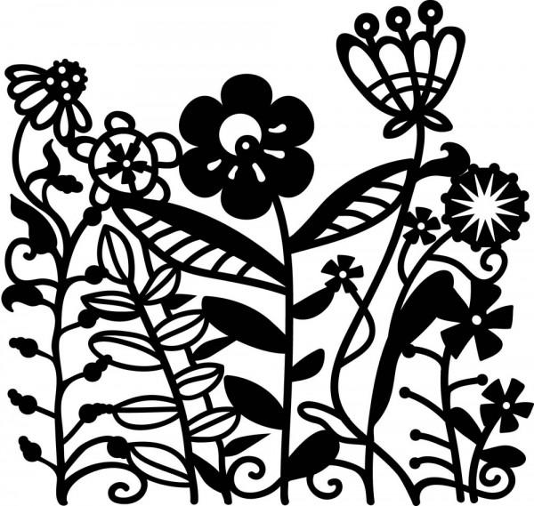Schablonen 15 x 15 cm, Preis pro Stück