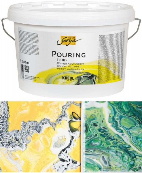 Pouring-Fluid Solo Goya, 2500 ml