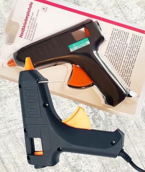 Heißklebepistole / Klebepistole 55 W für 11,2 mm Sticks
