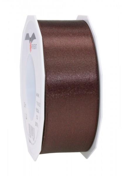 Satinband Breite 40 mm, Länge 25 m, Preis pro Rolle