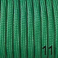 Paracord 4 mm x 50 m, 13 Farben, Preis pro Rolle