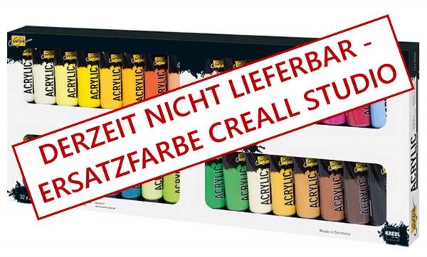 Acrylfarbe Solo Goya SET 32 Tuben in 32 Farben zu je 20 ml