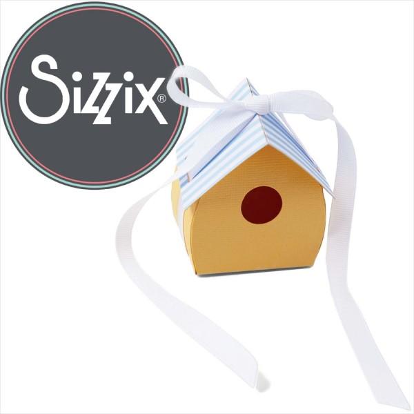 Sizzix Bigz: Vogelhaus - Birdhouse
