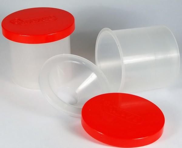 Malbecher Non-Spill-Pot klein, 5 Stück