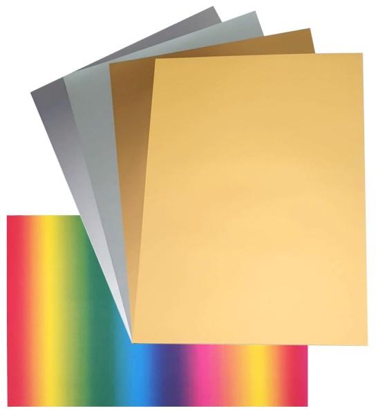 Fotokarton 300 g/qm von Folia SONDERFARBEN, Format 50 x 70 cm, Preis pro 10er-Pack