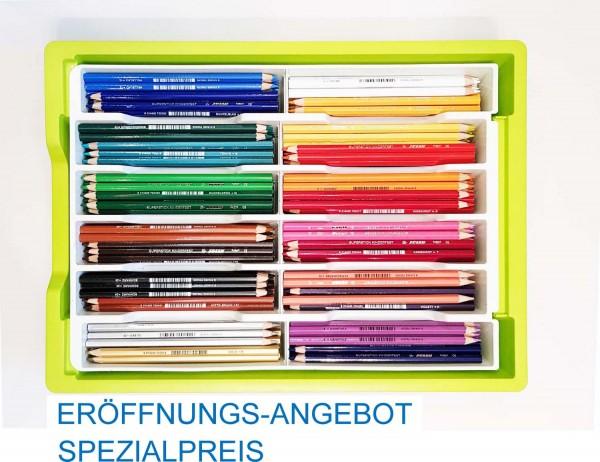 NEU: Trendline Spezial-Sortierung Jolly Kinderfest Buntstifte 240 Stück in 24 Farben inkl. Box