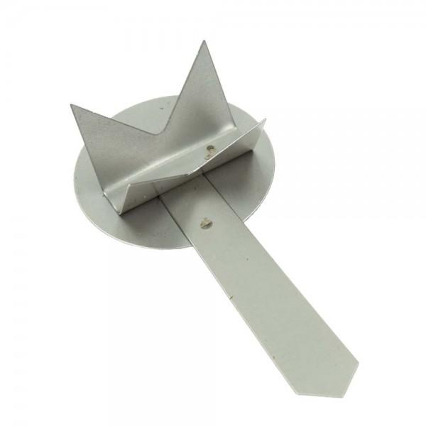 Brennständer mit Griff, für Kleinteile, 50 mm