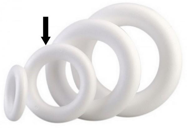 Styropor-Ringe