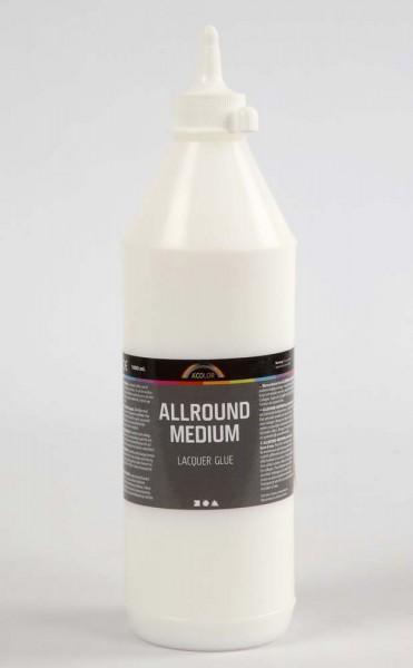 Alleskleber, Allround Medium, Transparentträger – Ersatzprodukt von Marvin, Berol
