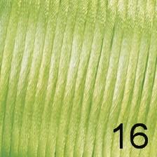 Satinkordel 1,5 mm, 50 m, Preis pro Spule