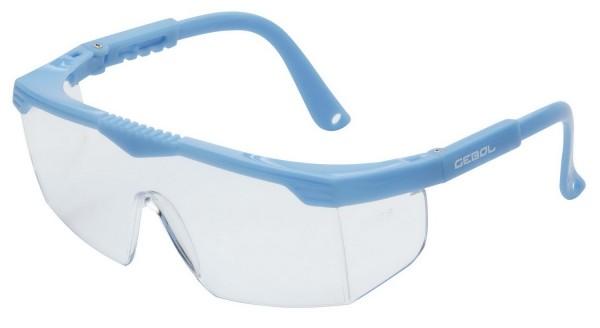 Schutzbrille Safety Kids Blue, speziell für Kinder