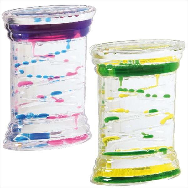 Liquid Motion Bubbler Classic zwei Farben sortiert