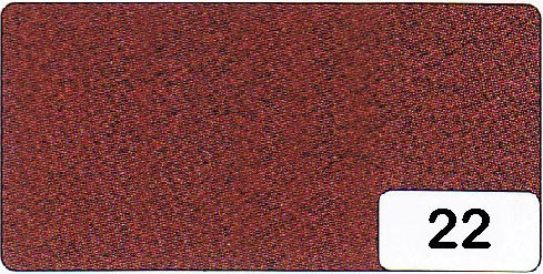 Bastelfilz Rolle 1,5 mm, Format 45 cm x 500 cm, 1 Rolle pro Farbe