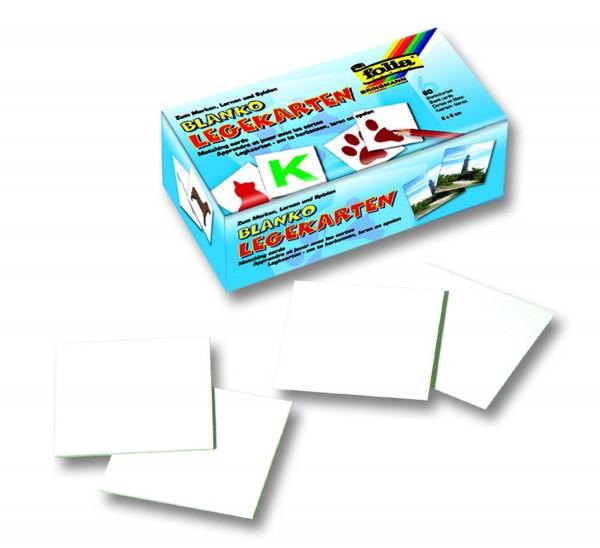 Blanko-Legekarten zum Selbstgestalten, Preis pro Packung