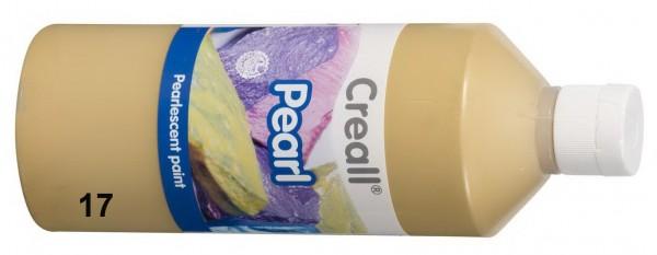 Perlmuttfarbe Creall-Pearl, 500 ml, Preis pro Flasche