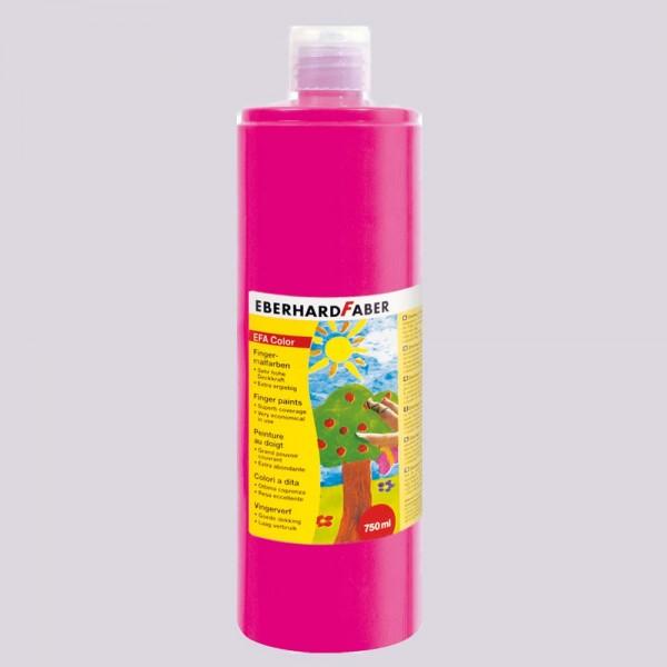 Fingerfarben Efa Color, 14 verschiedene Farben je 750 ml