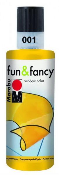 Window Color Fun & Fancy von Marabu, 80 ml, Preis pro Stück
