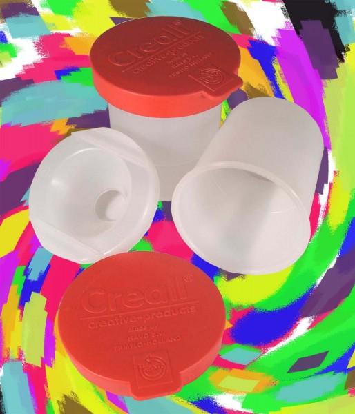 Malbecher Non-Spill-Pot, 10 Stück