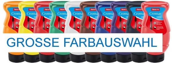 Cromar Transparentfarben von Aristo, 500 ml Flaschen, Preis pro Flasche