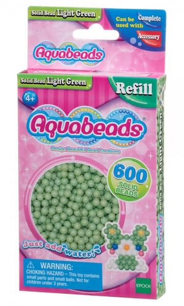 Aquabeads Standardfarben, Packung mit 600 Stück einer Farbe