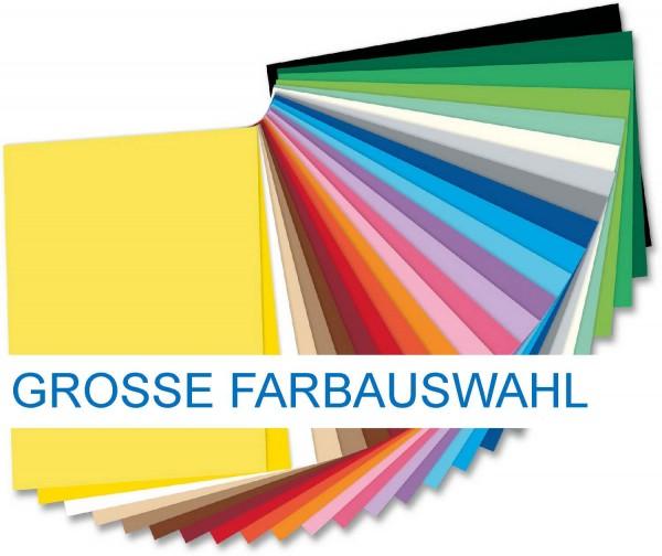 Fotokarton 300 g/qm von Folia, Format 50 x 70 cm, Preis pro 10er-Pack
