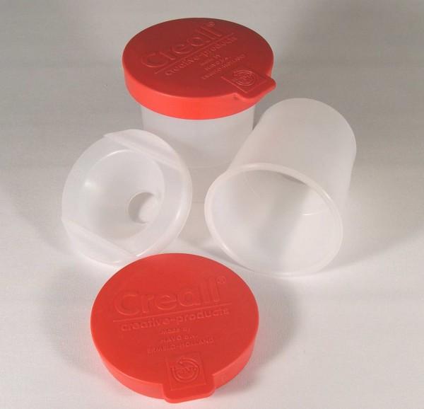 Malbecher Non-Spill-Pot 320 ml, 10 Stück