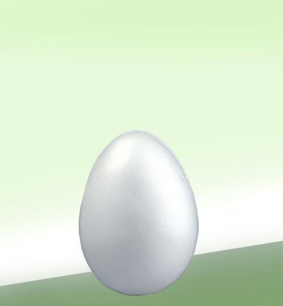 Styropor-Eier ganz und teilbar