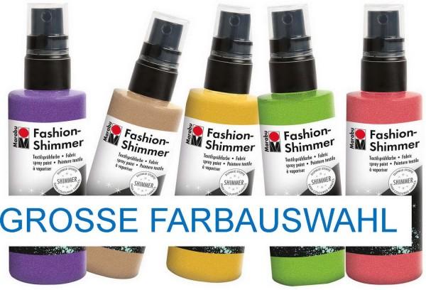 Textilsprühfarbe, Fashion-Schimmer von Marabu, 100 ml, Preis pro Stück
