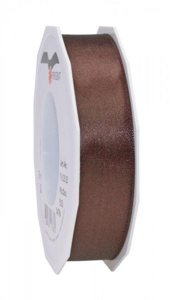 Satinband Breite 25 mm, Länge 25 m, Preis pro Rolle
