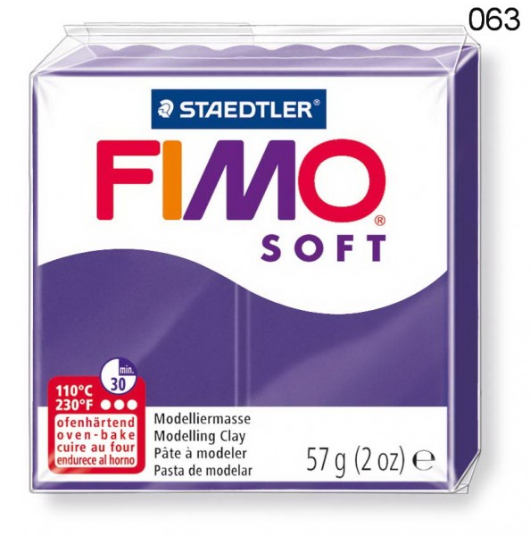 Fimo Soft, 57 g, Preis pro Stück