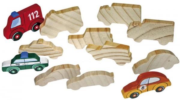 Holzfiguren zum Bemalen