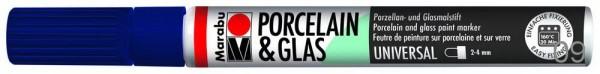 Porcelain-Painter von Marabu, Porzellan- und Glasmalstift 2-4 mm, Preis pro Stück