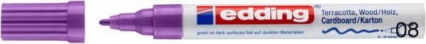 Lackmalstifte Deco Marker Edding 4040 mit Rundspitze 1-2 mm, Preis pro Stück