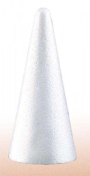Styropor-Kegel