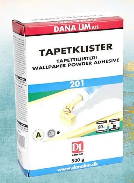 Tapetenkleister Pulver 500 g, reicht für ca. 11 Liter Wasser