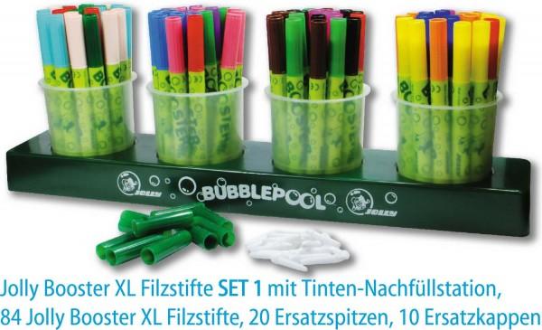 Jolly Booster XL Filzstifte SET 1