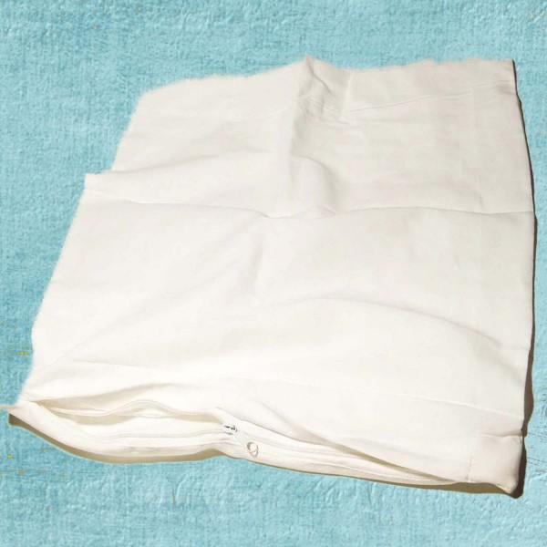Kissenbezug mit Reißverschluss, Preis pro Stück