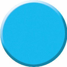 Wasserfarben-Blocks 55 mm, 6 Stück pro Farbe, Preis pro 6er-Pack