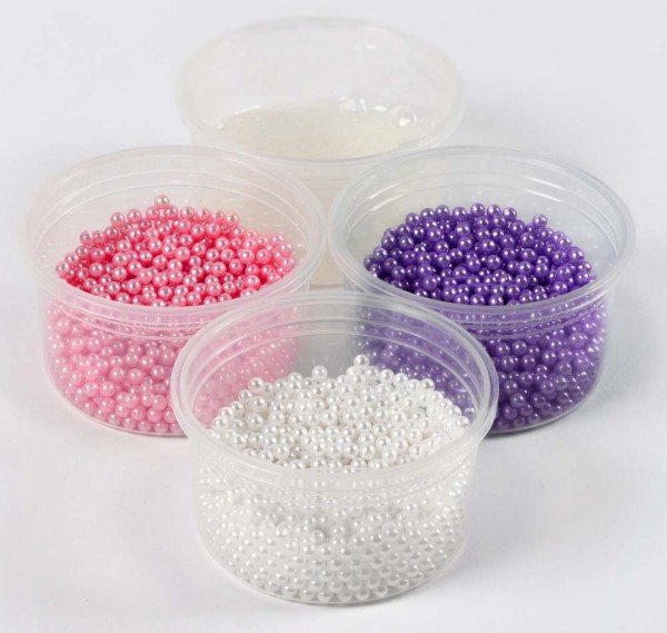Pearl Clay Modelliermasse, 25 g, Farbkompositionen und SET