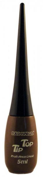 Flüssige Schminkfarbe Tip Top Profi-Aqua Liquid Pinselflasche, 5 ml