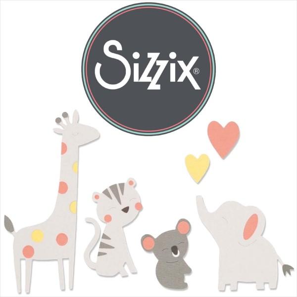 Sizzix Bigz: Zoo Friends