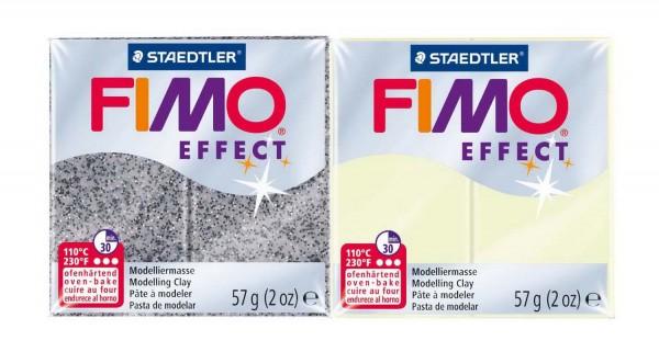 Fimo Effect Sonderfarben, 57 g, Preis pro Stück