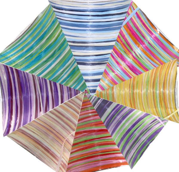 Bast SET Raffia-Multicolor, 50 m Spule, alle 15 Kombinationen